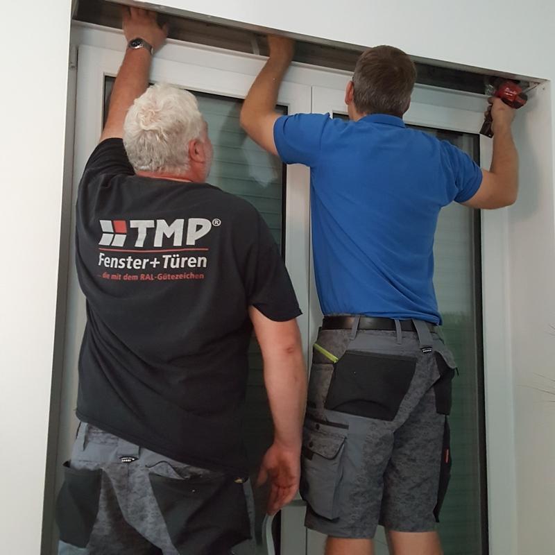 Montageteam TMP